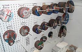 Accesorios para maquinaria industrial