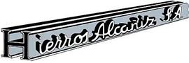 Logotipo Hierros Alcañiz