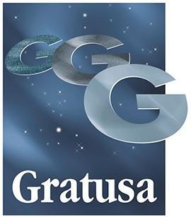 Logotipo Gratusa, Granallados y Tubos, S.A.