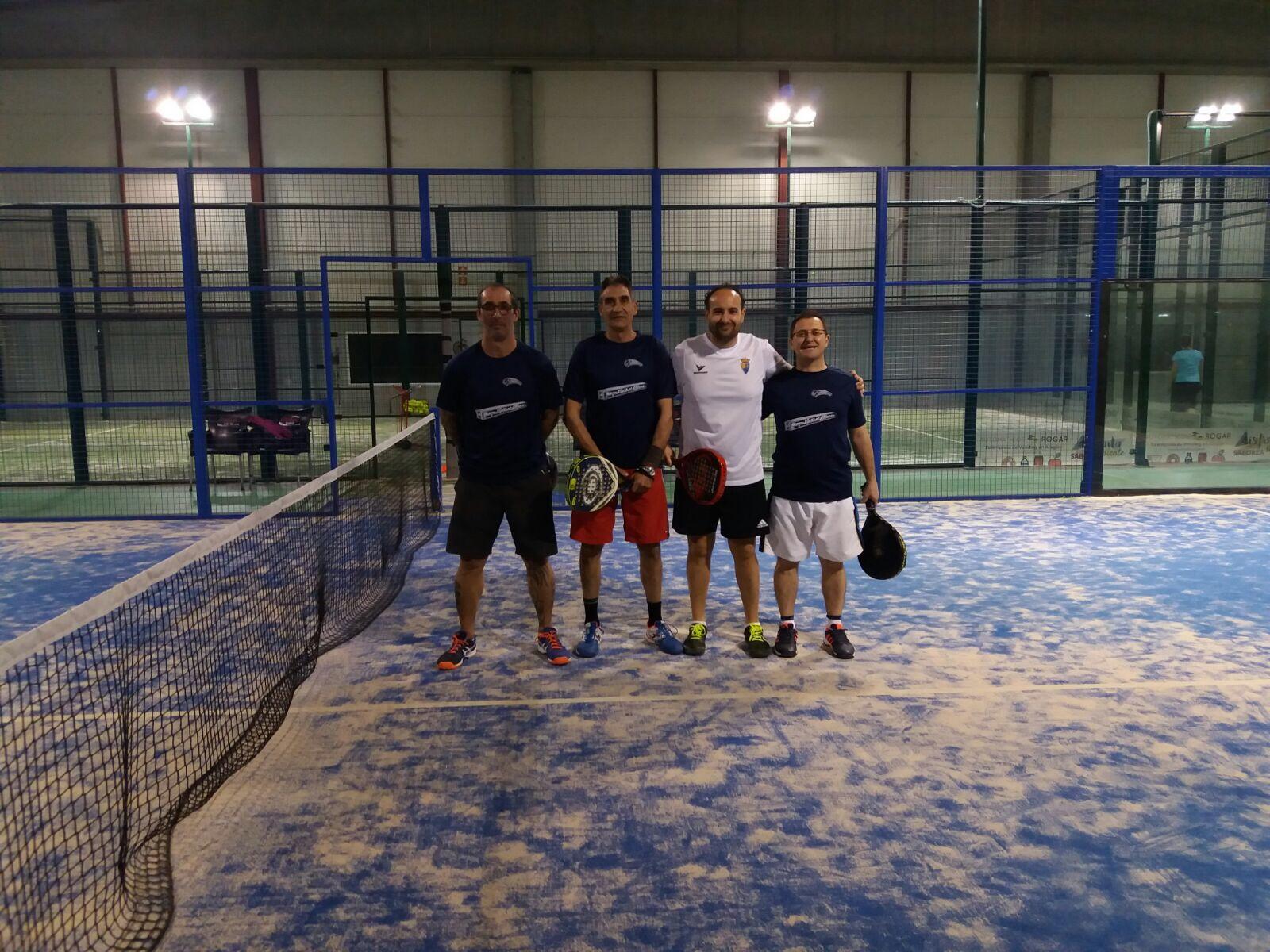 Patrocinando  el deporte de Aragón y la afición de nuestros  compañeros